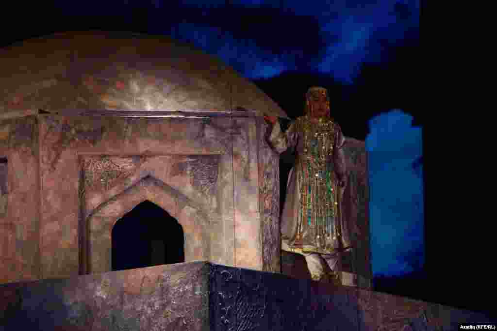 Болгар ханы кызы Кара Пулатта