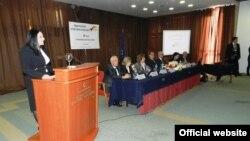 Членови на Државната комисија за спречување корупција.