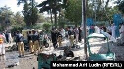 Poslednji u nizu samoubilačkih bombaških napada u Avganistanu, 7. septembar 2011