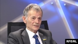 Mustafa Dzhemilev, 72, has been banned from Crimea since Russia invaded and annexed the peninsula in early 2014.