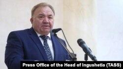 Временно исполняющий обязанности главы Ингушетии Махмуд-Али Калиматов