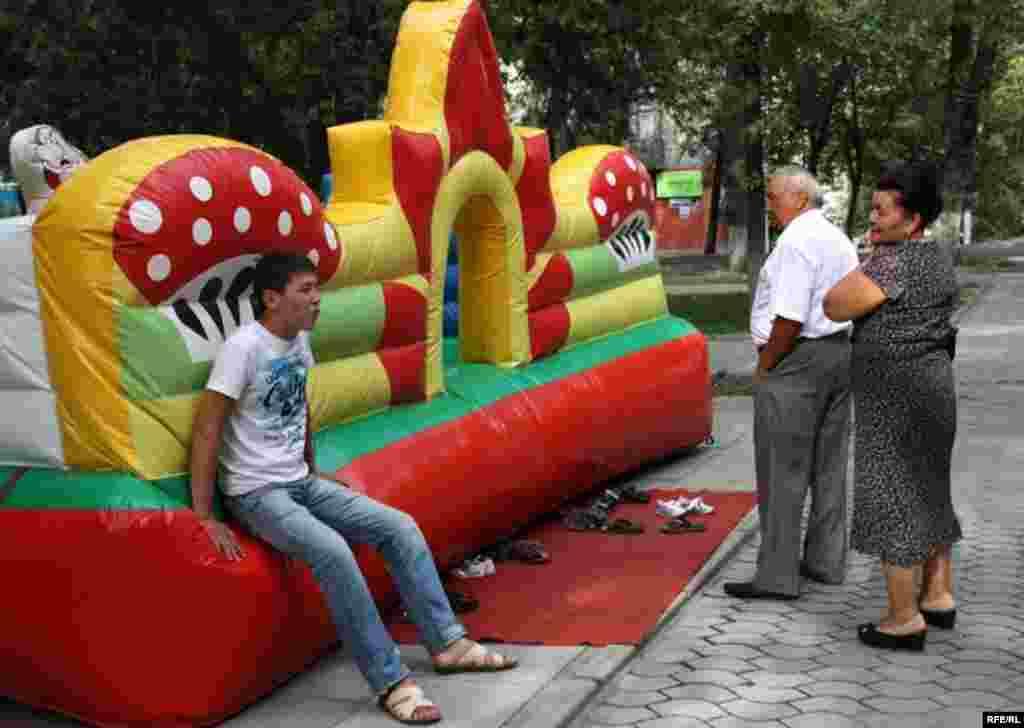 Жайкы Бишкек #13