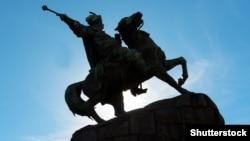 Памятник Богдану Хмельницкому в Киеве, иллюстрационное фото