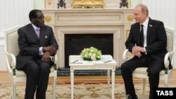 "Грани Времени. ""Свой парень"" Мугабе из Зимбабве"