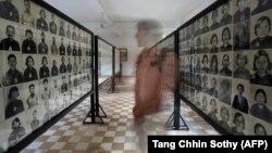 عکسهایی از قربانیان خمرهای سرخ در کامبوج
