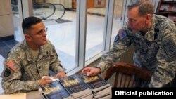 Полковник армии США в отставке Джилберто Вильяэрмоса