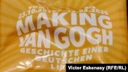 """""""Making Van Gogh"""", arta și alegerile europene: un interviu cu dr. Alexander Eiling la Muzeul Städel în """"Noaptea Muzeelor"""""""