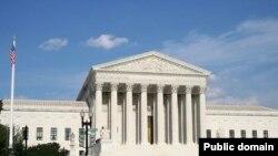 Здание Верховного суда США