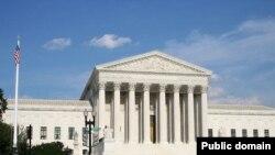 Здание Верховного суда США, Вашингтон.