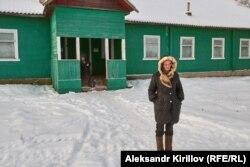 Библиотекарь Мария Бузмакова