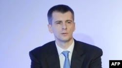 Михайло Прохоров