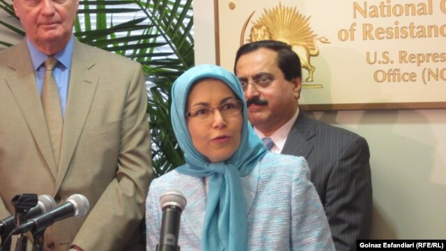 The U.S. representative of the National Council of Resistance of Iran, Soona Samsami, says that the U.S. policy of engagement with Tehran has failed and it's time to direct all efforts toward democratic change in Iran.