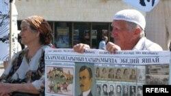 Ці старі кримські татари постраждали і від нацистів, і від комуністів.