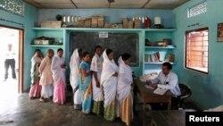 Hindistanda seçki