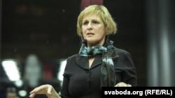 Рута Ванагайте в клубе Светланы Алексиевич