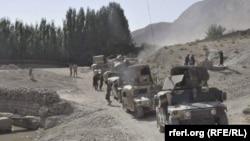 آرشیف، عملیات نیروهای افغان در فاریاب