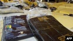 Один из главных маршрутов транспортировки наркотиков проходит из Афганистана и Ирана через Азербайджан - в Европу и Россию
