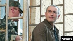 Михаил Ходорковский, ресейлік олигарх