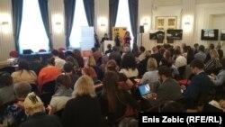 Sa konferencije u Zagrebu