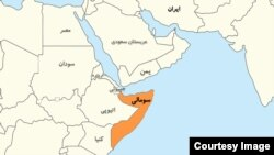 Внаслідок нападу, що стався у Сомалі 8 лютого, загинули чотири охоронці будівлі, вбиті також двоє із нападників