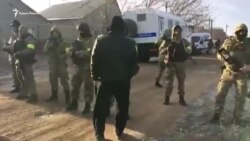 «Черный четверг»: в Крыму прошли новые обыски (видео)