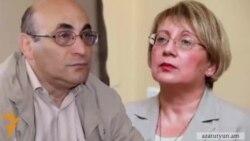 Ադրբեջանում հրապարակվեց իրավապաշտպան ամուսինների գործով առաջին դատավճիռը