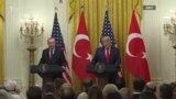 """Трамп: јас сум """"голем обожавател"""" на Ердоган"""