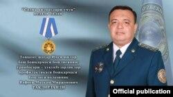 В августе 2020 года Махкам Вафоев был награжден президентом Шавкатом Мирзияевым медалью «За верную службу» («Содиқ хизматлари учун»).