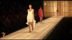 Rio moda hepdeligi dowam edýär