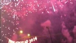 أربيل: إحتفال العام الجديد