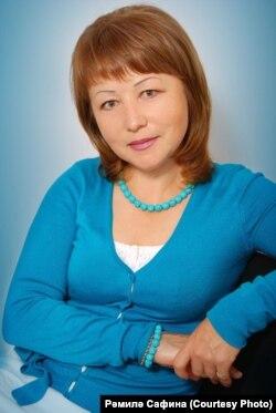 Рәмилә Сафина