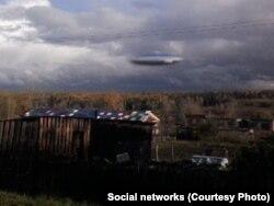 НЛО в деревне Кордон