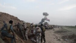 Iraqi, Kurdish Forces Liberate Villages Outside Mosul