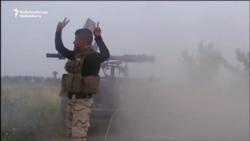 Iraqi Forces Battle Militants Near Fallujah