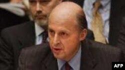 جان نگروپونته، هنگامی که سفیر آمریکا در عراق بود