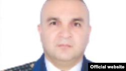 Парвиз Орифзода, прокурор ГБАО