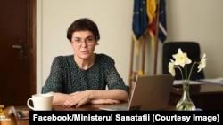 Medicul Andreea Moldovan, secretar de stat la Ministerul Sănătății, a răspuns la mai multe întrebări legate de vaccinare