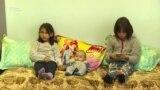 Семья с шестью детьми живет в здании магазина