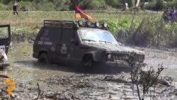 """Ermənistanda """"cip""""lərin Motul Low Range 2014 yarışı keçirilib"""