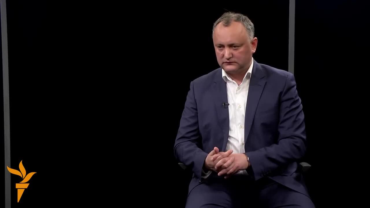 """Igor Dodon: """"modelul de funcţionare al statului rus nu este valabil pentru R. Moldova, valabile sunt prevederile acquis-ului comunitar"""""""