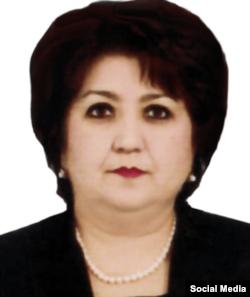 Нигина Шаропова