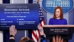 جن ساکی، سخنگوی جدید کاخ سفید
