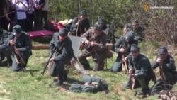 100 років тому на горі Маківка українці перемогли російські війська – реконструкція бою