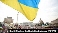 День Незалежності України: фото з «Маршу захисників» у Києві