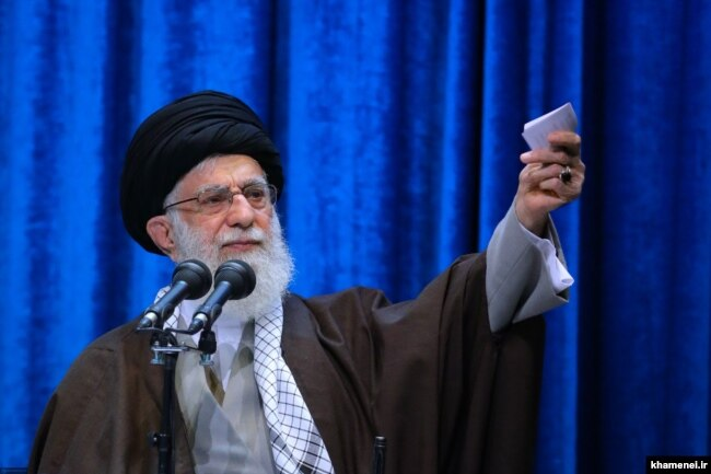Iran's Supreme Leader Ayatollah Ali Khamenei is believed to have prostate cancer.