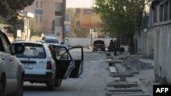 Policija štiti zgrade od napada talibana