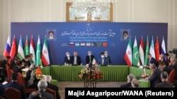 نشست همسایههای افغانستان در ایران