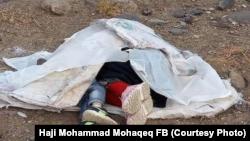 کودکان جان باخته در غرب کابل