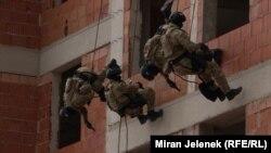 Specijalci policije RS vježbali nadomak Sarajeva
