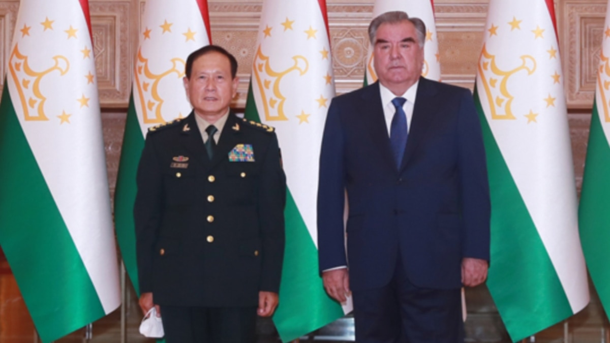 Tajikistan Approves New Chinese Base As Beijing's Security Presence In Central Asia Grows